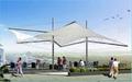 武汉景观膜结构 4