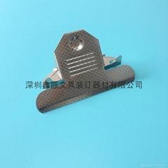 金屬蝴蝶夾