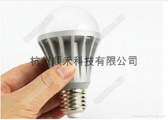 7WLED球泡燈