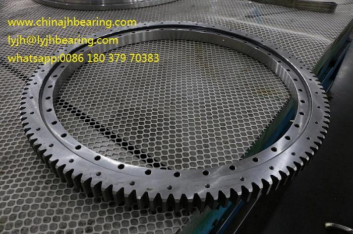 RKS.061.20.0844 four point contact ball slewing bearing