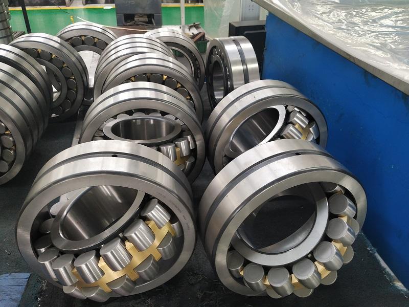 Spherical roller bearing 22210 E 22210 EK  50x90x23mm