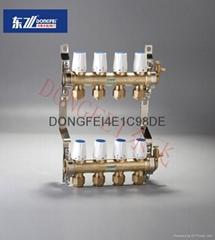 DF-A2 高档手动温控锻压分集水器