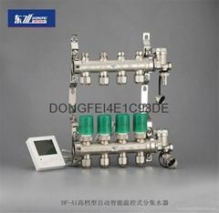 DF-A1 高档型智能温控分水器器
