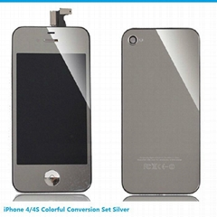 iPhone 4/4S Color Conversion Kit Silver Promotion