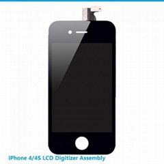 iPhone 4/4S LCD Digitizer Touchscreen Assembly Black Promotion