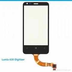 Lumia 620 Digitizer