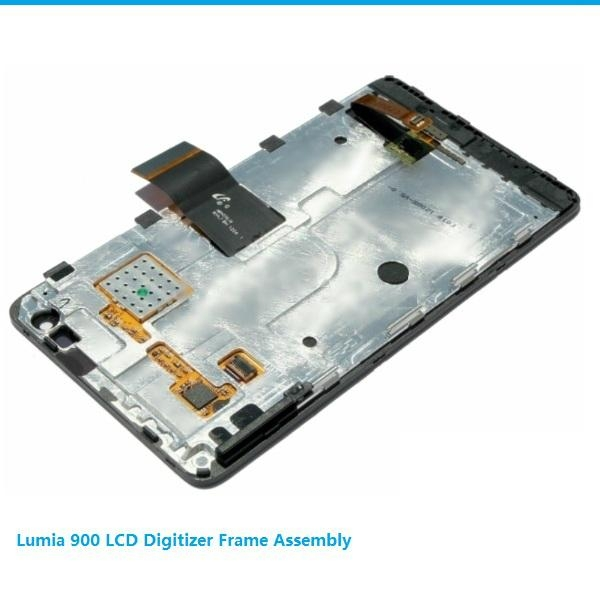 Lumia 900 LCD Digitizer Frame Assembly 2