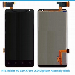 HTC Raider 4G G19 x710e LCD screen
