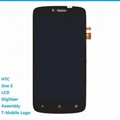 HTC One S LCD Digitizer Assembly Black