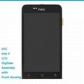 HTC One V LCD Digitizer Assembly with