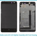 Lumia 625 LCD Digitizer Assembly with