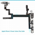 iPhone 5 Power Volume Flex Cable