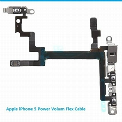 iPhone 5 Power Volume Flex Cable