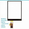 Blackberry Storm 9500 Digitizer Black