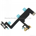 Power ON/OFF Flex Cable Replacement Parts For iPhone 6 Plus