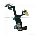 Power Button On/Off Flex Cable for
