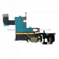 Charging Port Dock Connector Flex Cable