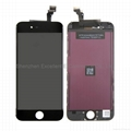 LCD Digitizer Assembly Screen Replacement for iPhone 6 - Black