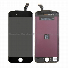 LCD Digitizer Assembly Screen Replacement for iPhone 6 - Black (Hot Product - 1*)