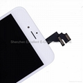 LCD Digitizer Assembly Replacement for iPhone 6 Plus - White