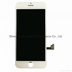 LCD Assembly for iphone 7 white (Hot Product - 1*)