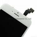 LCD Digitizer Assembly for iphone 6 white