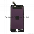 LCD Assembly For iPhone 5 Black Aftermarket