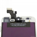 LCD Assembly For iPhone 5 White Aftermarket