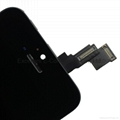 LCD Assembly For iPhone 5C Black Aftermarket