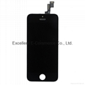 LCD Assembly For iPhone 5S Black Aftermarket