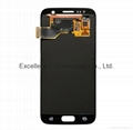 LCD Assembly for Samsung S7 Black Original