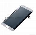 LCD Assembly for Samsung S6 Edge White Original