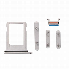 SIM Card Tray + Volume Control Key + Power Button For iPhone X