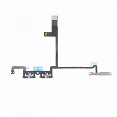 Volume Button Flex Cable For iPhone X