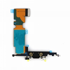 Charging Flex Cable for iPhone 8 Plus Black