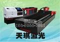 新型光纤激光加工机