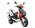 VIA 50 scooter with EEC
