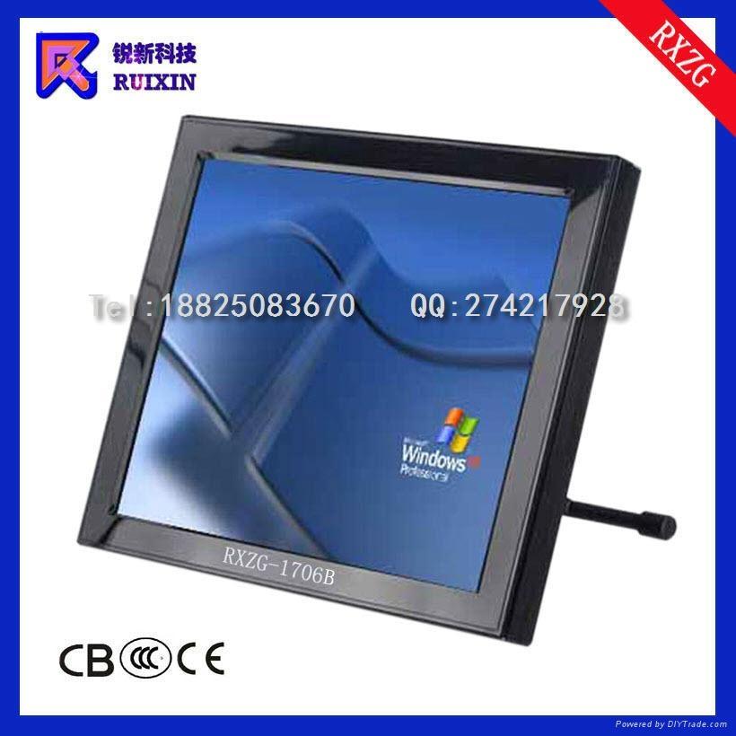 RXZG-1706B触摸电脑一体机 1