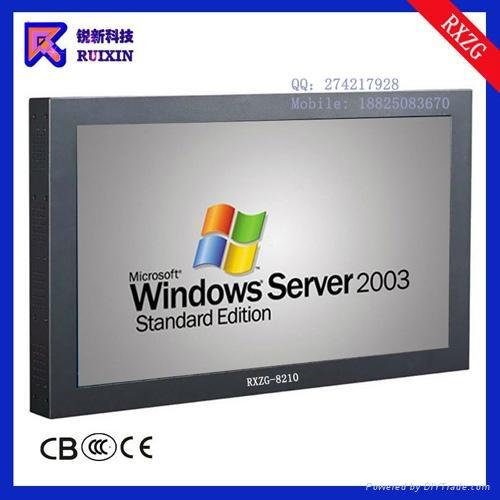RXZG-8210触摸液晶显示器 1