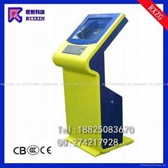 RXZG-200006-17  17寸触摸查询一体机