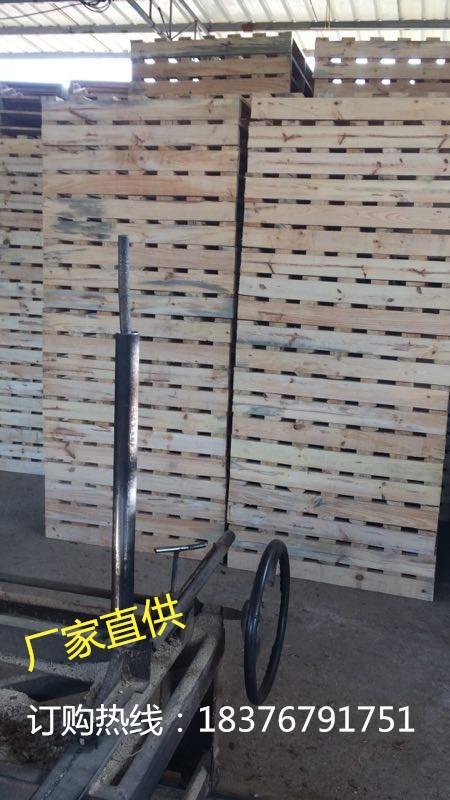 张木头南宁免熏蒸卡板托盘批发定做 4