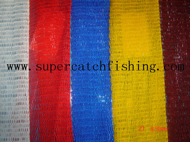 KNOTTED SMALL MESH NETTING