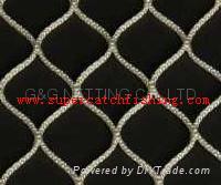 拉舍爾無結漁網 (熱門產品 - 1*)