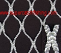 KNOTLESS NYLON NETTING