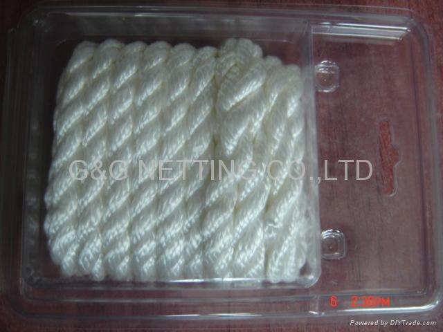 TWISTED NYLON DOCK LINE 2