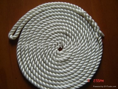 TWISTED NYLON DOCK LINE