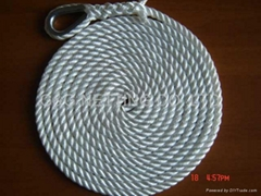 TWISTED NYLON ANCHOR LINE