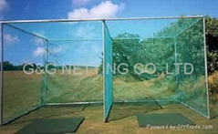 GOLF PRACTICE CAGE