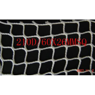 RASCHEL KNOTLESS  FISHING NETTING 7