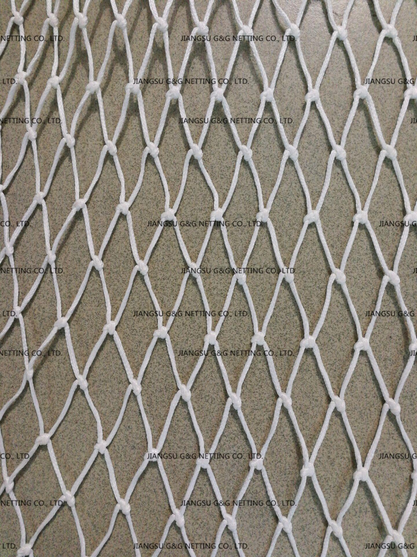BRAIDED HMPE KNOTTED NETTING 2